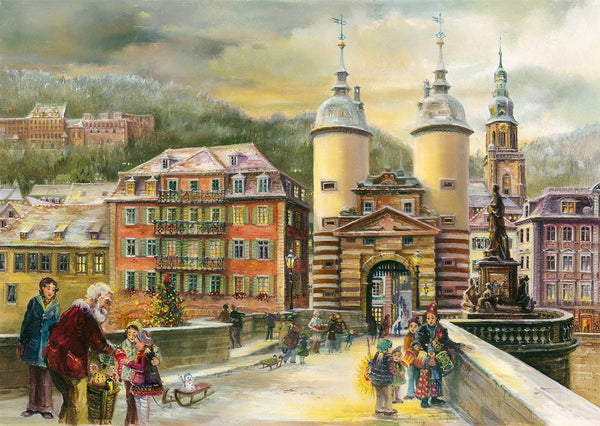 Heidelberg Advent Calendar