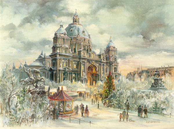 Berlin Cathedral Advent Calendar - Retired 2018