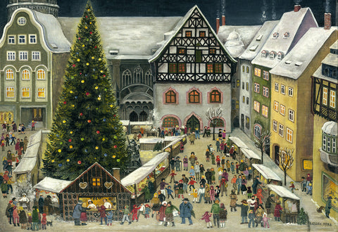 Jena Christmas Market Advent Calendar