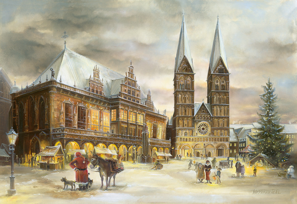 Bremen Advent Calendar