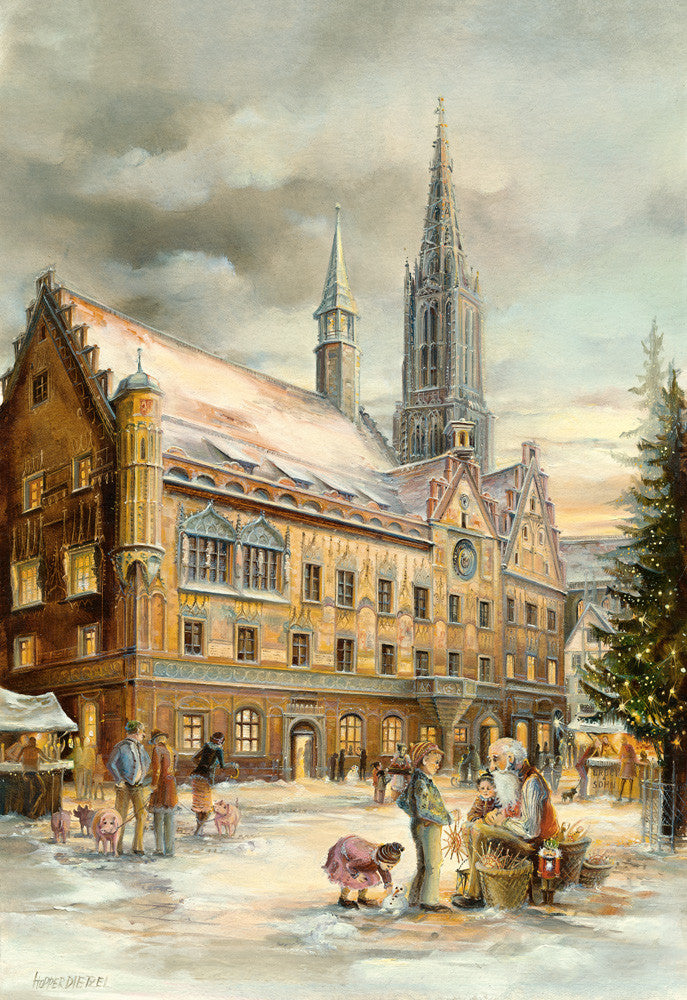 Ulm Advent Calendar