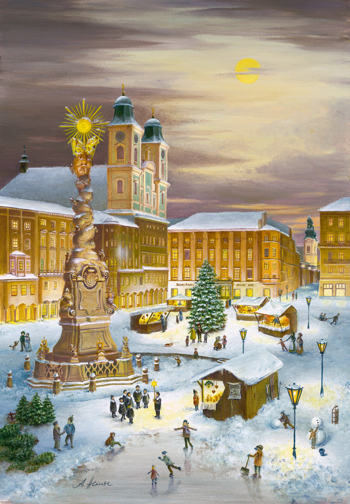 Linz, Austria Advent Calendar