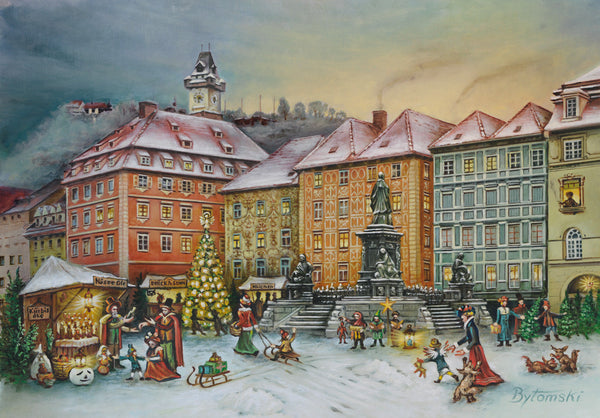 Graz, Austria Advent Calendar