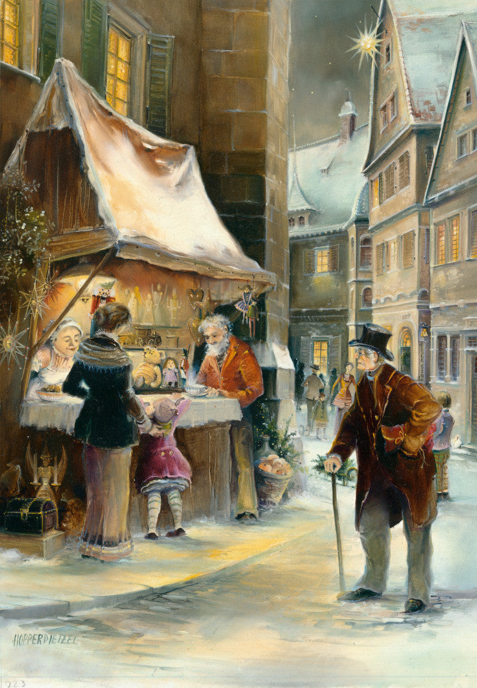 Christmas Market / Booth Advent Calendar