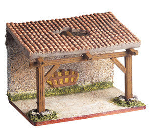 Stable Courtyard -– Êtable Preau - Size #2 / Elite and Size #3 / Grande