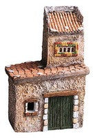 Village House - Large - w/ Pigeon House - Grand Modele (pigeonnier) - Size #2 / Elite
