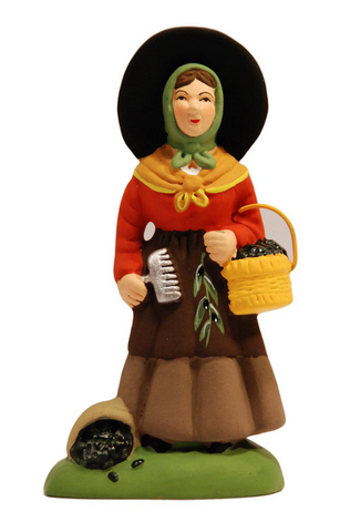 The Olive Gatherer - La Ceuilleuse d'olives - Size #2 / Elite - New 2012