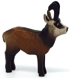 "Chamois, hand-carved - 1-1/2"" / Size Small"