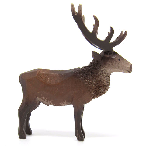 10 Point Red Deer Stag