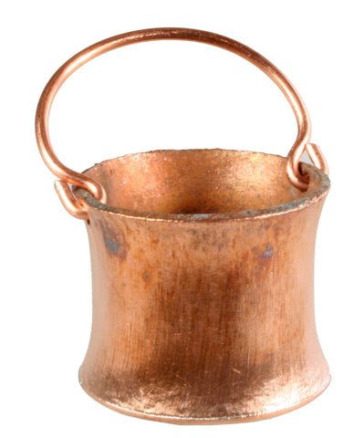 "Copper Pot - 5/8"" tall"