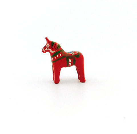 Classic / Original Red Dala Horse - 1-1/4""