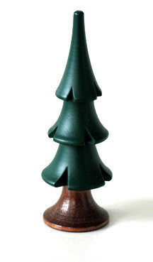 Dark Green Evergreen, 3""