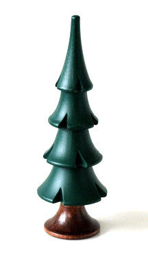 Dark Green Evergreen, 3-3/4""