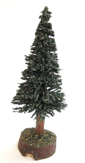 Medium Evergreen - 4-1/2""