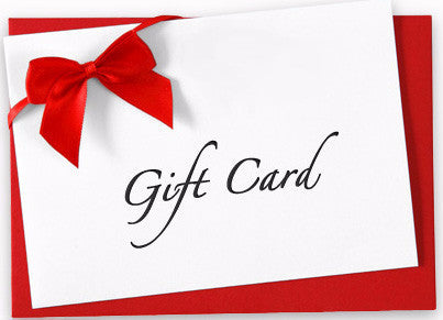 Gift Card / Certificate