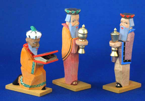 Three Kings, Helbig Workshop