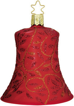 Crimson Melody Bell with Legend Card - 3-1/4""