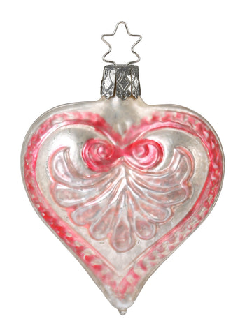 Scrolled Heart - SALE 30% OFF