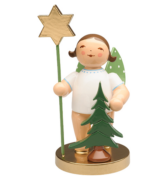 105th ANNIVERSARY (2020) ANGEL WITH SPRUCE AND STAR / COMING SOON