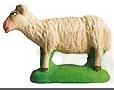 Standing Sheep - Mouton Debout - Size #2 / Elite