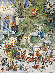Dwarf Parade - Advent Calendar