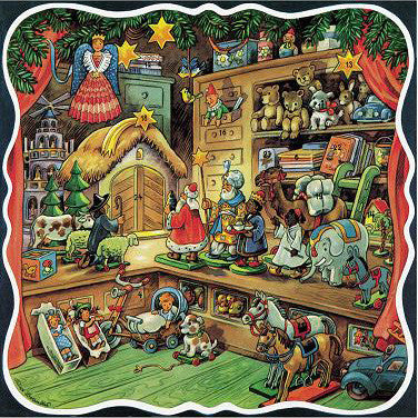 Toy Shop - Advent Calendar