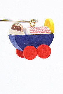 Baby Carriage - 1""