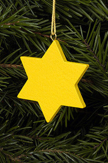 Yellow Star - 2""