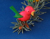 Bird Pin for the Tip of a Tree Branch - 1-1/2""