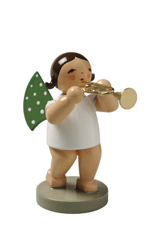 Angel Orchestra Musician with Trumpet