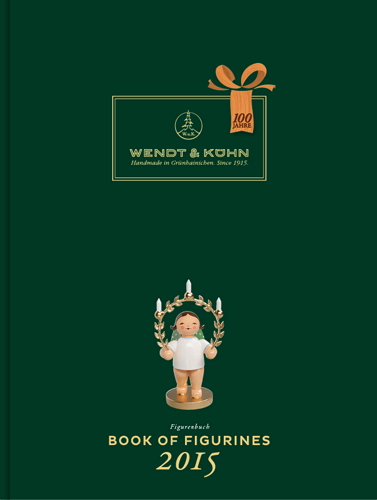 Wendt and Kühn Book of Figurines - 2015 - Special 100th Anniversary edition