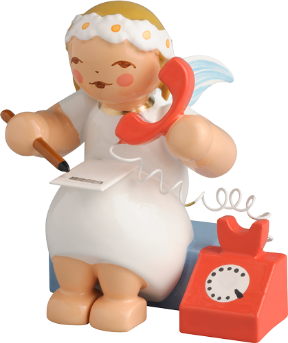Marguerite Angel with Telephone - New 2017