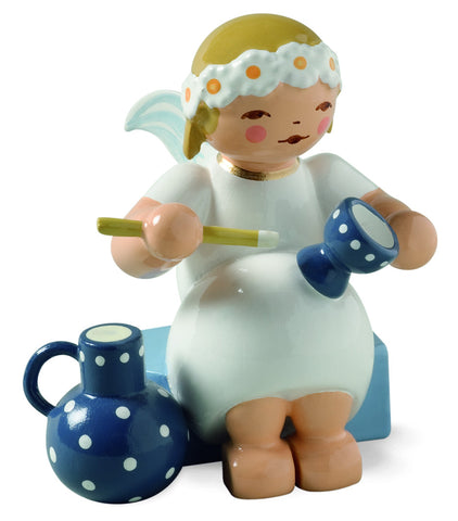 Marguerite Angel with a Goblet and Jug - New 2014
