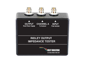 Ridley Output Impedance Injector