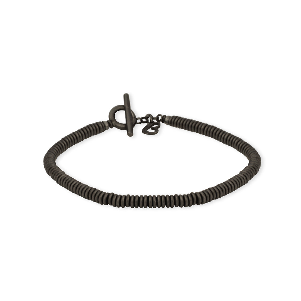 Bracciale Tube Satinato 3mm