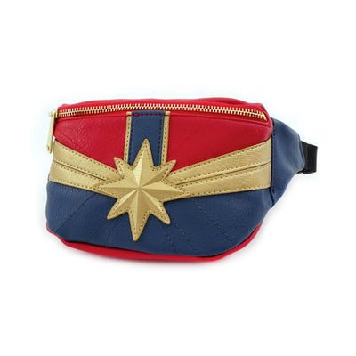 LOUNGEFLY - CAPTAIN MARVEL WAIST BAG
