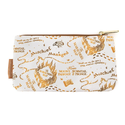 LOUNGEFLY - HARRY POTTER MARAUDERS MAP AOP NYLON POUCH