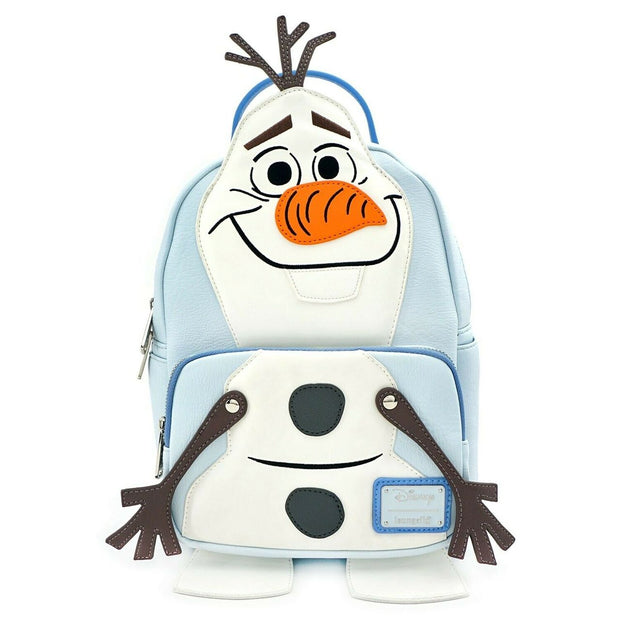 LOUNGEFLY - DISNEY FROZEN OLAF COSPLAY MINI BACKPACK