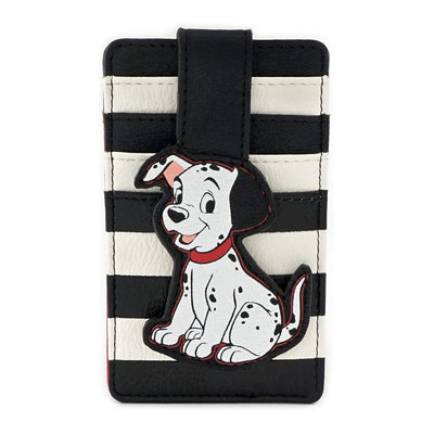 DISNEY X LOUNGEFLY 101 DALMATIANS CARD HOLDER