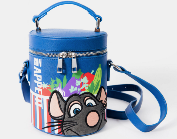 DANIELLE NICOLE- DISNEY PIXAR RATATOUILLE BUCKET CROSSBODY