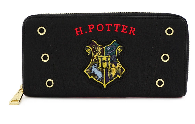 Loungefly X HARRY POTTER TRI-WIZARD CUP ZIP AROUND WALLET