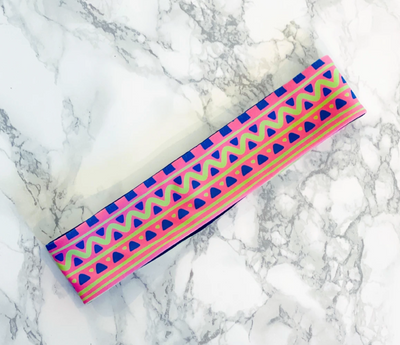 B by Bibbidi Reversible Headband - Jambo Collection
