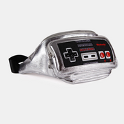 DANIELLE NICOLE X NINTENDO ENTERTAINMENT SYSTEM CONTROLLER BELT BAG