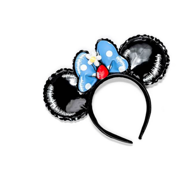 LOUNGEFLY - MINNIE BALLOON EARS HEADBAND
