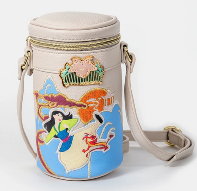 Danielle Nicole - Disney Mulan Warrior Crossbody