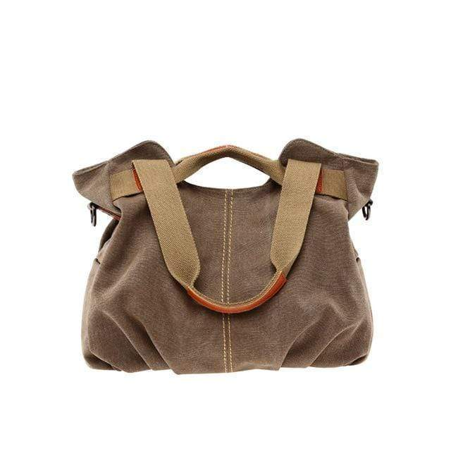 A+ Gadgets  -  The Hobo Bag By Frank™  -  Brown  -  Handbag