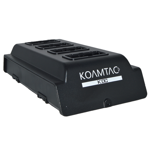 KDC270 4-Slot Charging Cradle for UK