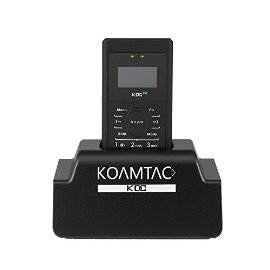KDC350R2 1-Slot Charging Cradle for charging with Protective Boot for EU