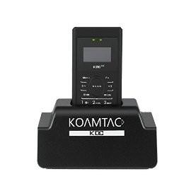 KDC350R2 1-Slot Charging Cradle for charging with Protective Boot for UK