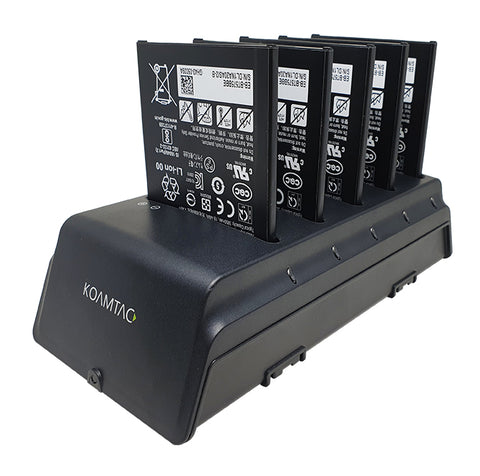 Samsung Galaxy Tab Active3 5-Slot Battery Charger for EU